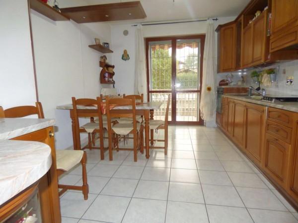 Appartamento in vendita a Caselle Torinese, Con giardino, 160 mq - Foto 11