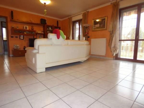 Appartamento in vendita a Caselle Torinese, Con giardino, 160 mq - Foto 24