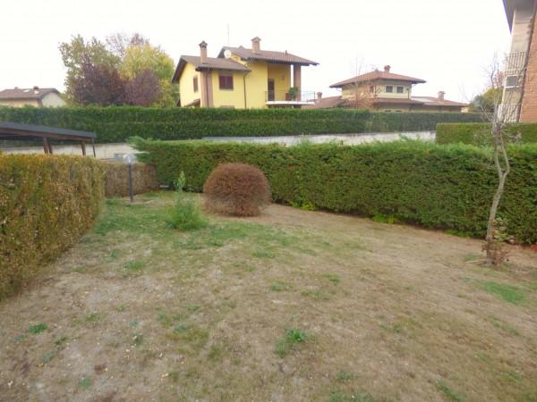 Appartamento in vendita a Caselle Torinese, Con giardino, 160 mq - Foto 12