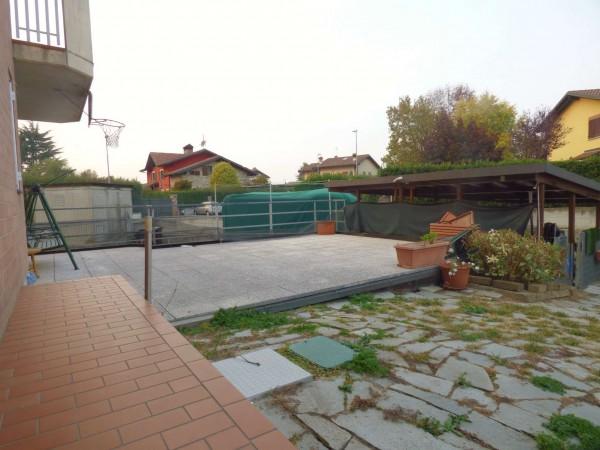 Appartamento in vendita a Caselle Torinese, Con giardino, 160 mq - Foto 13