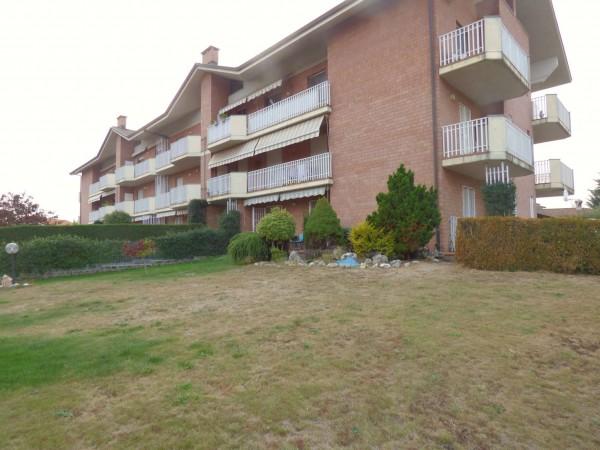 Appartamento in vendita a Caselle Torinese, Con giardino, 160 mq - Foto 1