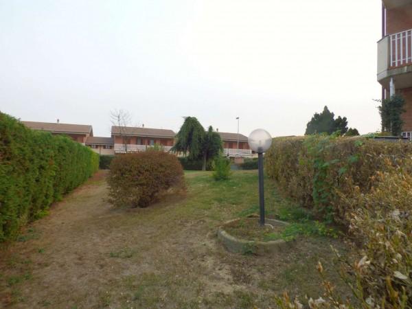Appartamento in vendita a Caselle Torinese, Con giardino, 160 mq - Foto 15