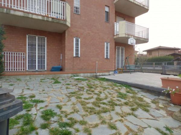 Appartamento in vendita a Caselle Torinese, Con giardino, 160 mq - Foto 14