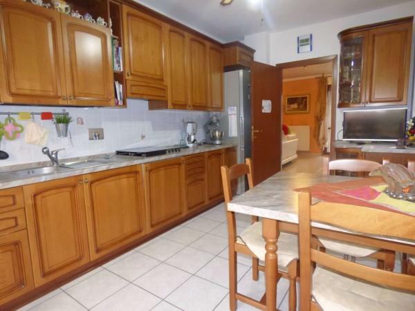 Appartamento in vendita a Caselle Torinese, Con giardino, 160 mq - Foto 10
