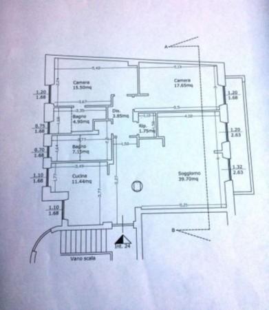 Appartamento in vendita a Roma, Prati, 125 mq - Foto 2