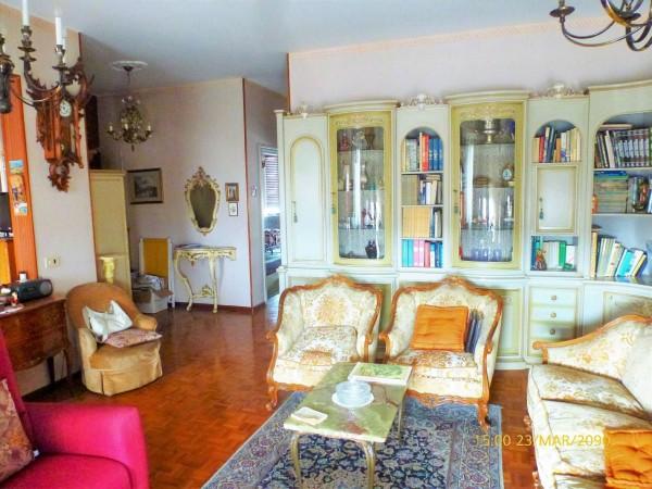 Appartamento in vendita a Torino, Con giardino, 130 mq - Foto 17