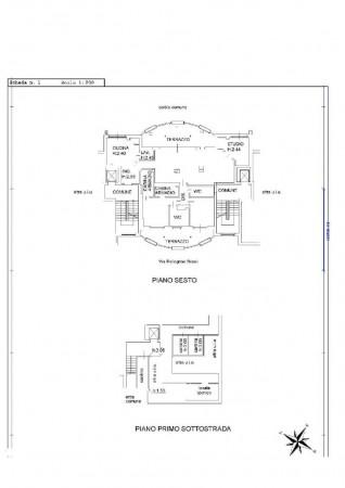 Appartamento in vendita a Milano, Affori Centro, 155 mq - Foto 17