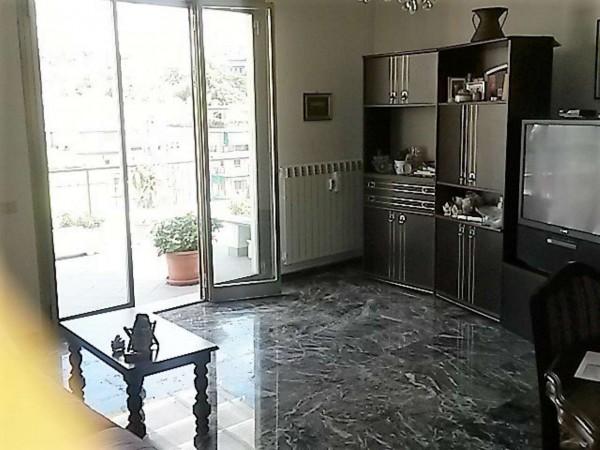 Appartamento in vendita a Rapallo, Centrale, Arredato, 100 mq - Foto 24