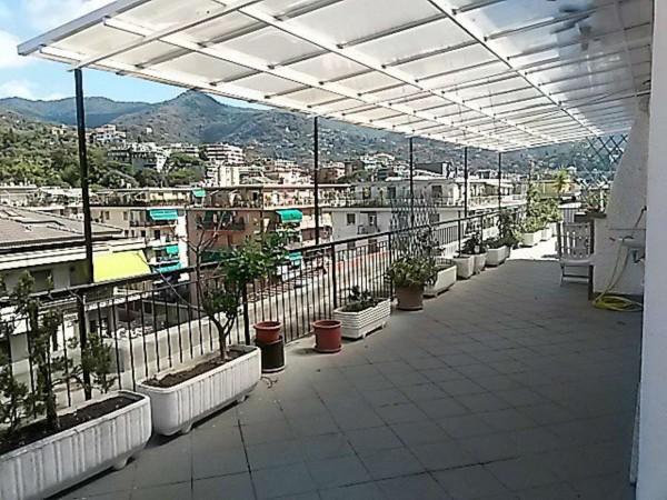 Appartamento in vendita a Rapallo, Centrale, Arredato, 100 mq - Foto 12