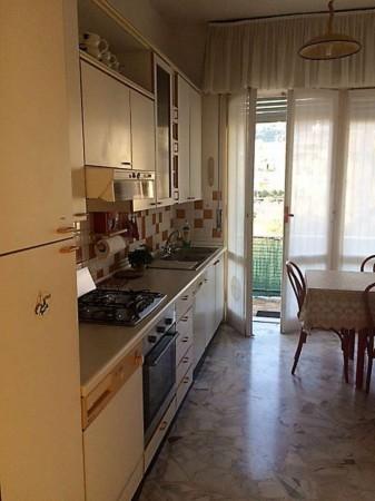 Appartamento in vendita a Zoagli, Mare, Con giardino, 100 mq - Foto 17