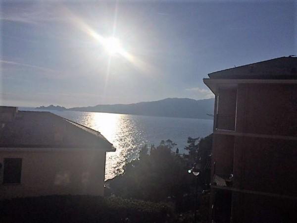 Appartamento in vendita a Zoagli, Mare, Con giardino, 100 mq - Foto 10