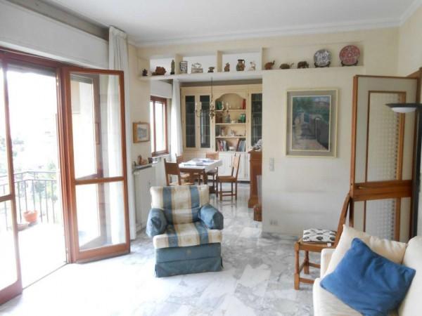 Appartamento in affitto a Genova, Sovrastante Via Orsini, Arredato, 139 mq