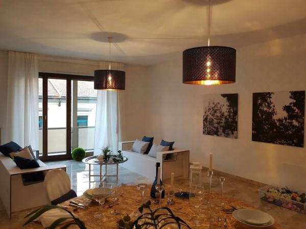 Appartamento in vendita a Varese, Centro, 155 mq - Foto 35