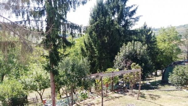 Casa indipendente in vendita a Cocconato, Foino Tabiella, Con giardino, 262 mq - Foto 19