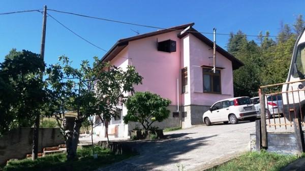 Casa indipendente in vendita a Cocconato, Foino Tabiella, Con giardino, 262 mq - Foto 9