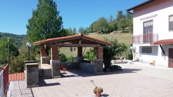 Casa indipendente in vendita a Cocconato, Foino Tabiella, Con giardino, 262 mq - Foto 20