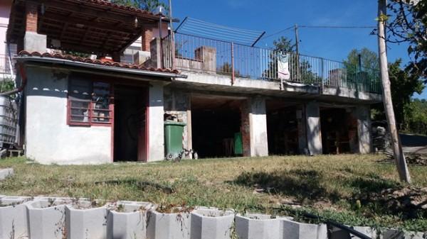 Casa indipendente in vendita a Cocconato, Foino Tabiella, Con giardino, 262 mq - Foto 10