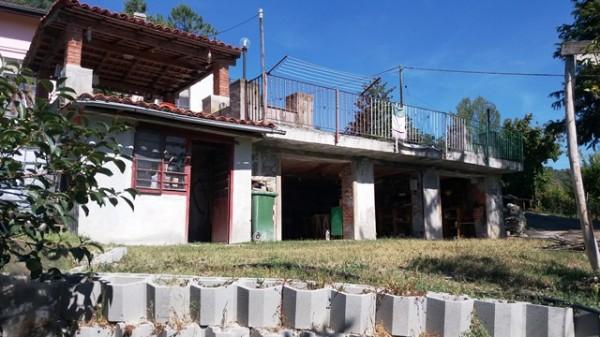 Casa indipendente in vendita a Cocconato, Foino Tabiella, Con giardino, 262 mq - Foto 12