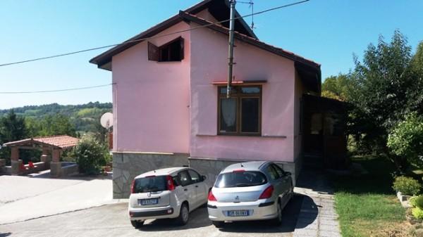 Casa indipendente in vendita a Cocconato, Foino Tabiella, Con giardino, 262 mq - Foto 6
