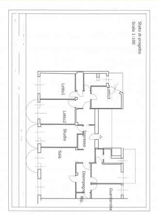 Appartamento in affitto a Milano, 200 mq - Foto 2