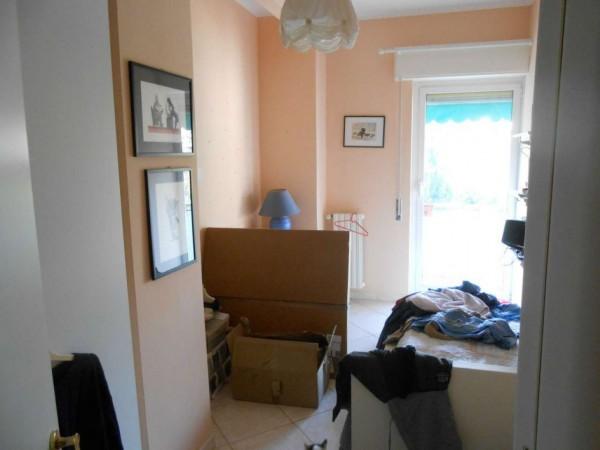 Appartamento in vendita a Rapallo, Adiacenze Via F. Baracca, Con giardino, 75 mq - Foto 7