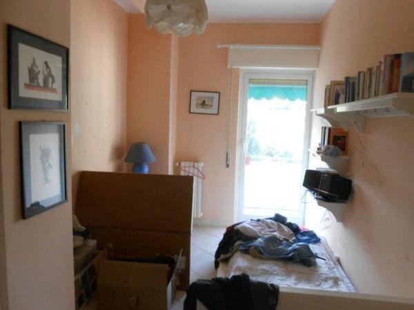 Appartamento in vendita a Rapallo, Adiacenze Via F. Baracca, Con giardino, 75 mq - Foto 10