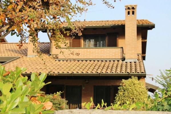 Villa in vendita a San Zenone al Lambro, Residenziale, Con giardino, 205 mq - Foto 66