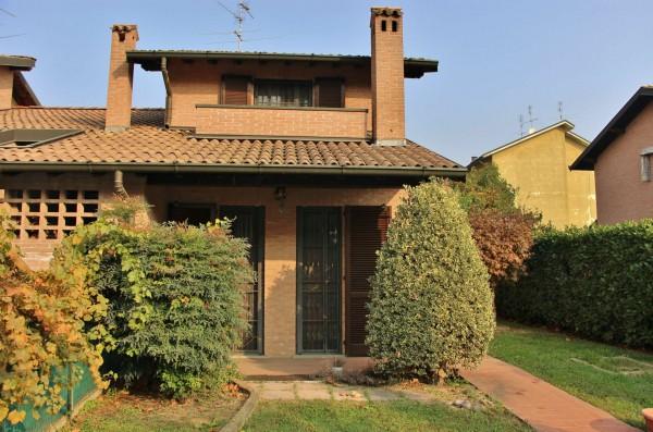 Villa in vendita a San Zenone al Lambro, Residenziale, Con giardino, 205 mq - Foto 39