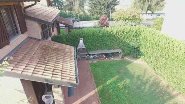 Villa in vendita a San Zenone al Lambro, Residenziale, Con giardino, 205 mq - Foto 7
