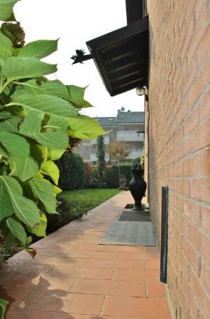 Villa in vendita a San Zenone al Lambro, Residenziale, Con giardino, 205 mq - Foto 43