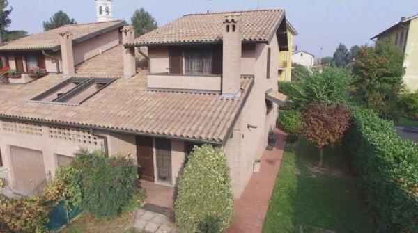 Villa in vendita a San Zenone al Lambro, Residenziale, Con giardino, 205 mq - Foto 63