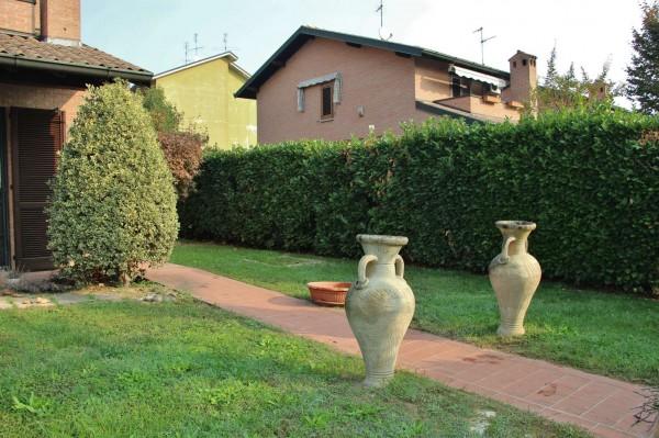 Villa in vendita a San Zenone al Lambro, Residenziale, Con giardino, 205 mq - Foto 40