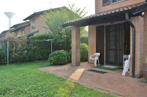 Villa in vendita a San Zenone al Lambro, Residenziale, Con giardino, 205 mq - Foto 37