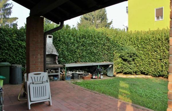 Villa in vendita a San Zenone al Lambro, Residenziale, Con giardino, 205 mq - Foto 11