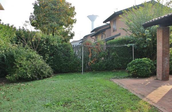 Villa in vendita a San Zenone al Lambro, Residenziale, Con giardino, 205 mq - Foto 45