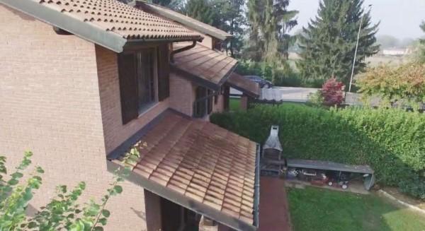 Villa in vendita a San Zenone al Lambro, Residenziale, Con giardino, 205 mq - Foto 5