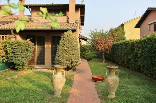 Villa in vendita a San Zenone al Lambro, Residenziale, Con giardino, 205 mq - Foto 36