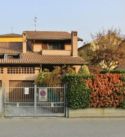 Villa in vendita a San Zenone al Lambro, Residenziale, Con giardino, 205 mq - Foto 38