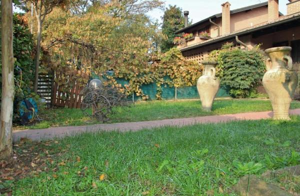 Villa in vendita a San Zenone al Lambro, Residenziale, Con giardino, 205 mq - Foto 9