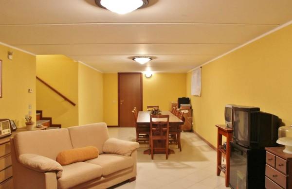 Villa in vendita a San Zenone al Lambro, Residenziale, Con giardino, 205 mq - Foto 50