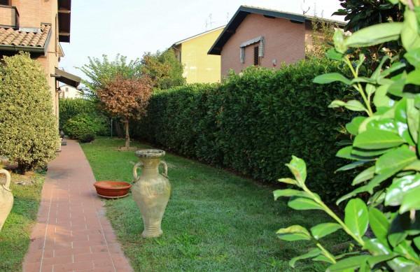 Villa in vendita a San Zenone al Lambro, Residenziale, Con giardino, 205 mq - Foto 34