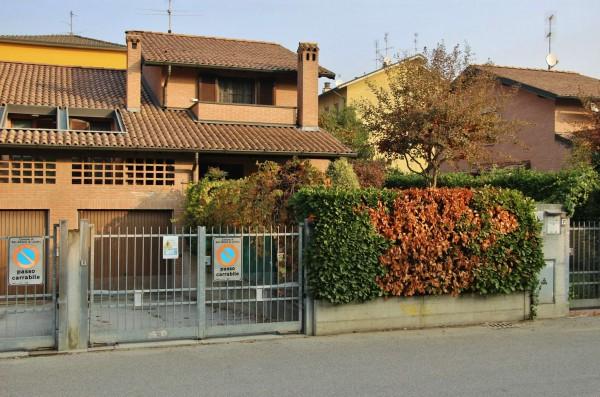 Villa in vendita a San Zenone al Lambro, Residenziale, Con giardino, 205 mq - Foto 65