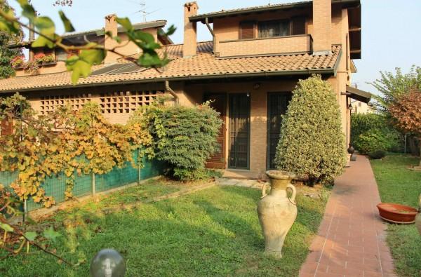 Villa in vendita a San Zenone al Lambro, Residenziale, Con giardino, 205 mq - Foto 35