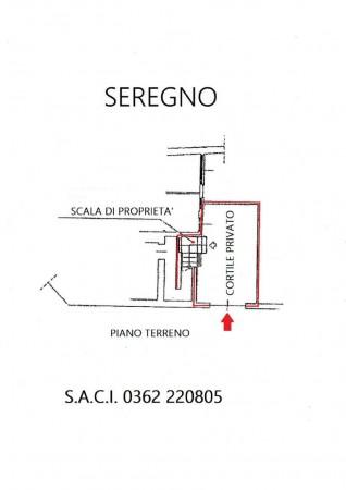 Appartamento in vendita a Seregno, Centro, Con giardino, 220 mq - Foto 2