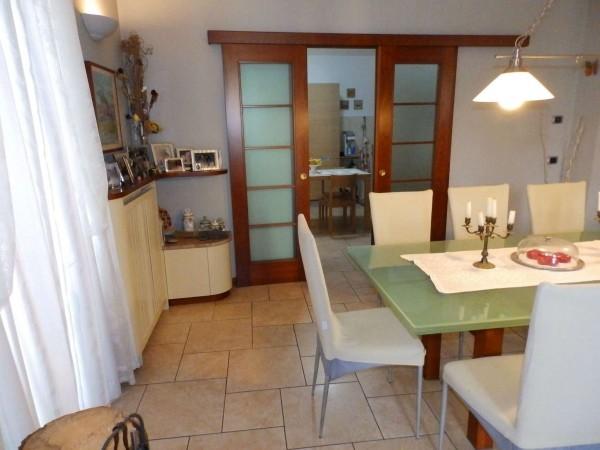 Appartamento in vendita a Seregno, Centro, Con giardino, 220 mq - Foto 19