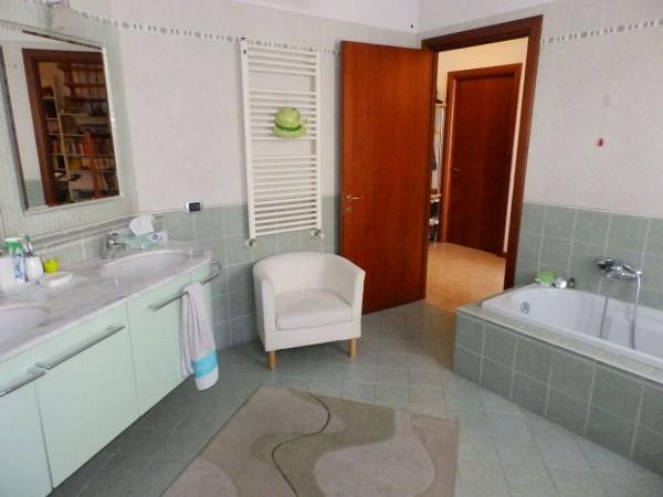 Appartamento in vendita a Seregno, Centro, Con giardino, 220 mq - Foto 17