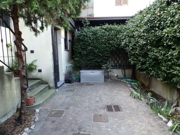 Appartamento in vendita a Seregno, Centro, Con giardino, 220 mq - Foto 6