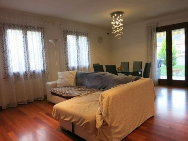 Appartamento in vendita a Torreano, Con giardino, 100 mq