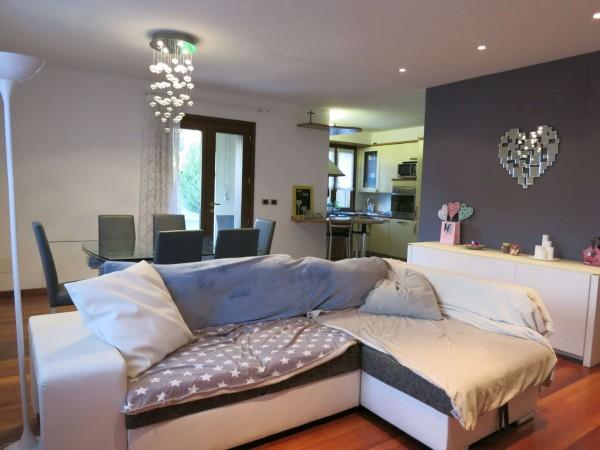 Appartamento in vendita a Torreano, Con giardino, 100 mq - Foto 19