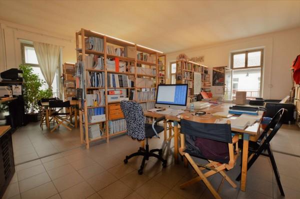 Ufficio in vendita a Torino, Borgo Dora, 127 mq - Foto 12